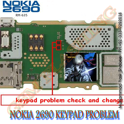 Face Book For Nokia 2690